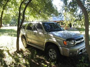 Toyota SW4 TD Wide Body