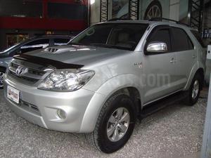 Toyota SW4 SRV TDi Cuero