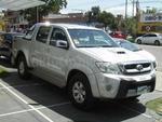 Toyota Hilux 3.0 4x4 SRV TDi DC