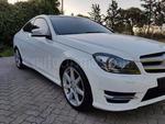 Mercedes Benz Clase C C C250 Coupe Sport 1.8L Aut