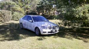 Mercedes Benz Clase C C200 CGI Blue Efficiency 1.8L